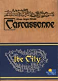 Rio Grande Games Carcassonne The City