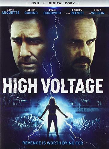 DVD : High Voltage (Widescreen)