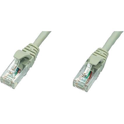 Câble réseau RJ45 CAT 5e U/UTP Telegärtner - [1x RJ45 mâle - 1x RJ45 mâle] - 25.00 m -