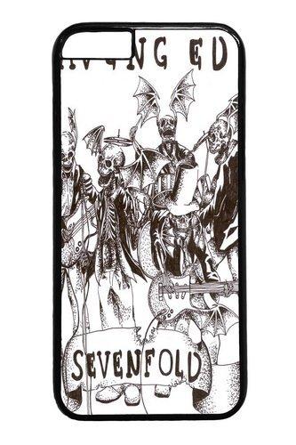 Avenged Sevenfold Album Art Custom iPhone 6 4.7 inch Case Cover Polycarbonate Black
