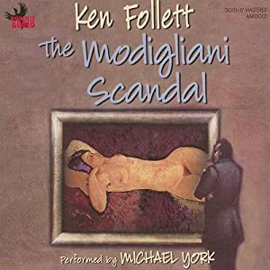 The Modigliani Scandal Audiobook