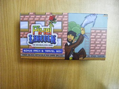 Pixel Lincoln: The Deck Building Game Expansion