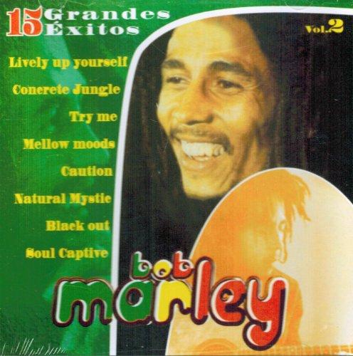 Bob Marley - Bob Marley (15 Grandes Exitos Volumen 2) Cde-1589 - Zortam Music
