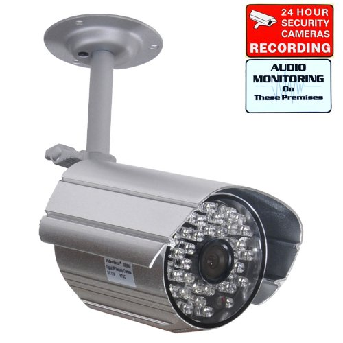 VideoSecu Audio Video Outdoor Day Night Visio...