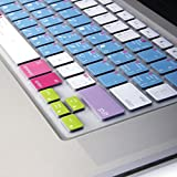 GMYLE(R) Photoshop Shortcuts Hot Keys Keyboard Film US Layout for 13 15 17 Macbook Pro, 13 15 Retina Macbook Pro, 13 Macbook Air