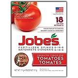 Jobe's 6005 18-Spikes Tomato Outdoor Fertilizer Food Spikes