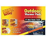 51 o4ONCo6L. SL160  Heat Factory Outdoor Warmer Pack (6 Pair Hand Warmers, 3 Pair Toe Warmers, 3 Large Body Warmers)
