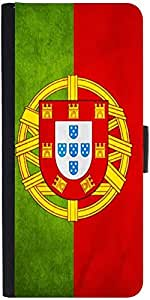 Snoogg Portugal Flag 2982 Designer Protective Flip Case Cover For Samsung Gal...