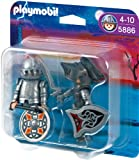 PLAYMOBIL 5886 - Duo Pack Eiserne Ritter