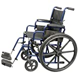 Carex Wheelchair with Removable Wheels