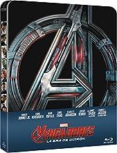 Vengadores: La era de Ultrón (Steelbook) [Blu-ray]