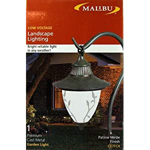 Malibu Outdoor Lighting: Landscape Light Malibu Garden Light
