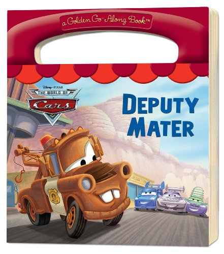 Deputy Mater (a Golden Go-Along Book)