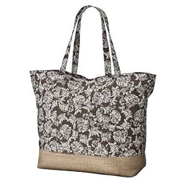 CALYPSO St. Barth for Target® Jute Based Tote - Brown
