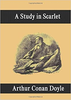 a summary of arthur conan doyles a study in scarlet A study in scarlet is an 1887 detective novel by british author arthur conan doyle written in 1886, the story marks the first appearance of sherlock holmes.