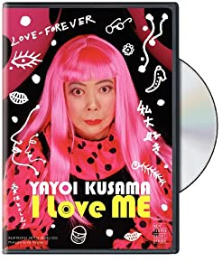 Yayoi Kusama: I Love ME - NEW PEOPLE Artist Series Vol. 2