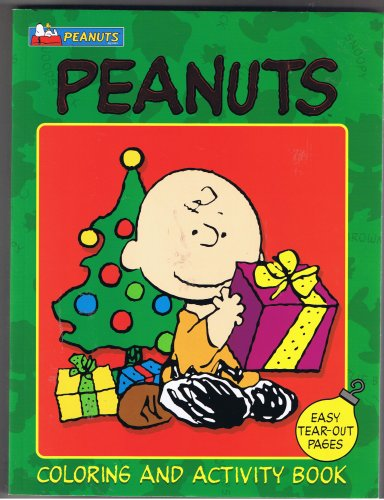 PEANUTS Coloring and Activity Book (4128-1)