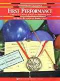img - for W26OB - First Performance - Standard of Excellence - Oboe book / textbook / text book