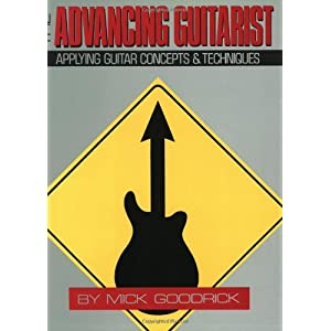 Advancing Guitarist: Applying Guitar Concepts and Techniques