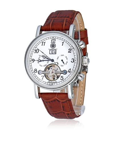 Constantin Durmont Reloj automático San Juan Marrón 42 millimeters