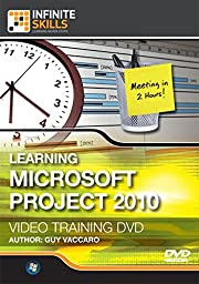 Microsoft Project 2010 [Online Code]