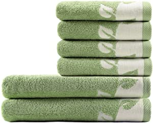 Pure Fiber Yarn Dye Bath Towels Set at Sears.com