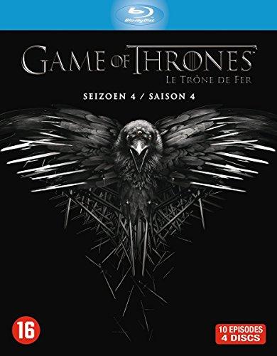 Juego-De-Tronos-Temporada-4-Blu-ray-Import