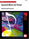 img - for Spanish Music for Piano book / textbook / text book