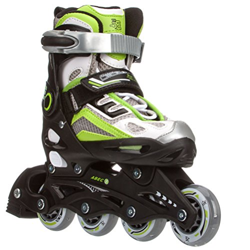 5th-Element-B2-100-Adjustable-Kids-Inline-Skates-Size2-4