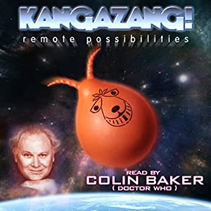 Kangazang! Audiobook