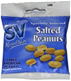 Sun Valley Salted Peanuts 24 x 50 g (Carton)