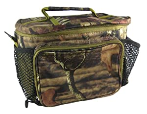 Mossy Oak Top Open Cooler Bag by Mossy Oak
