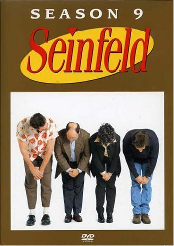 Cover art for  Seinfeld: Season Nine