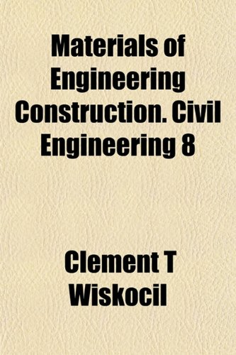 Materials of Engineering Construction