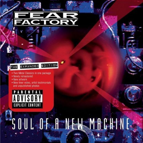 Fear Factory-Soul Of A New Machine-PROPER-CD-FLAC-1992-CATARACT