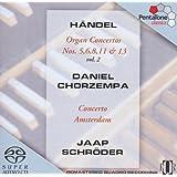 """""""Händel: Organ Concertos, Vol. 2 """""""
