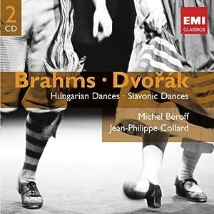 Brahms : Danses Hongroises - Dvorak : Danses Slaves
