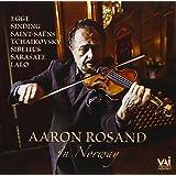 Aaron Rosand in Norway