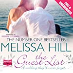 The Guest List | Melissa Hill