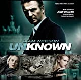 ジョン・オットマン /オリジナル・サウンドトラック『アンノウン』