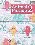 Animal Parade 2: Charming Appliqu�  Q...