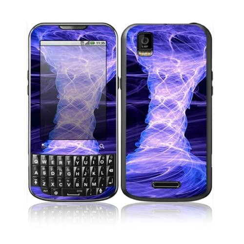 Space and Time Design Decorative Skin Cover Decal Sticker for Motorola Droid XPRT Cell Phone