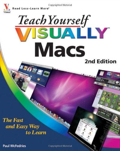 Teach Yourself VISUALLY Macs