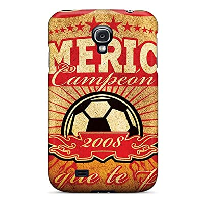 New Fashion Premium Tpu Case Cover For Galaxy S4 - America De Cali