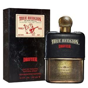 True Religion Drifter Cologne by True Religion, 3.4 Ounce