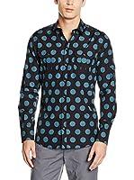 Dolce & Gabbana Camisa Hombre (Azul Oscuro)