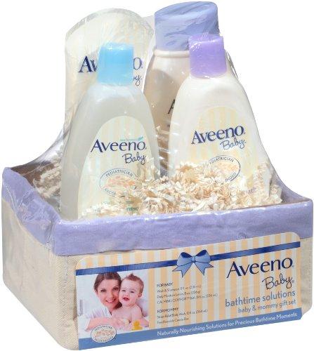 Aveeno Baby Daily Bathtime Solutions Gift Set
