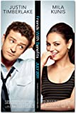 Friends with Benefits Poster - 2011 Movie Promo Flyer 11 X 17 - Justin Timberlake Mila Kunis M