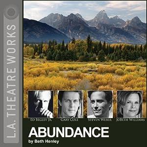 Abundance | [Beth Henley]