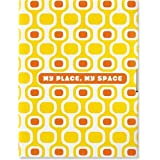 My Place, My Space: Mod Locking Journal [With Lock and Two Keys] (Locking Journal Series)by Peter Pauper